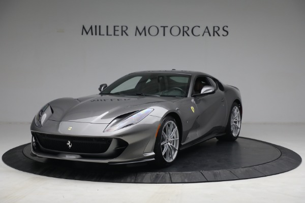 Used 2018 Ferrari 812 Superfast for sale Call for price at Bentley Greenwich in Greenwich CT 06830 1