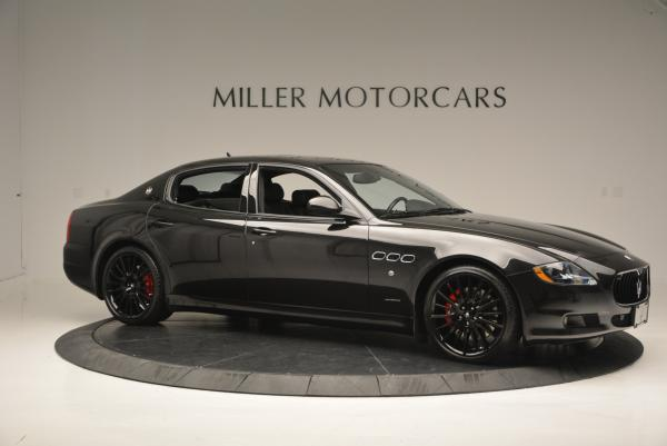 Used 2011 Maserati Quattroporte Sport GT S for sale Sold at Bentley Greenwich in Greenwich CT 06830 10