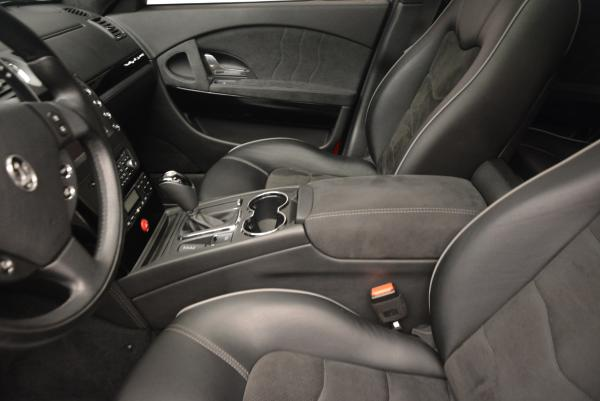 Used 2011 Maserati Quattroporte Sport GT S for sale Sold at Bentley Greenwich in Greenwich CT 06830 15