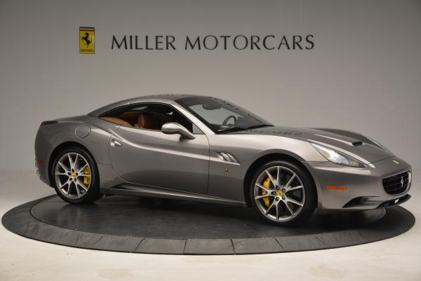 Used 2012 Ferrari California for sale Sold at Bentley Greenwich in Greenwich CT 06830 22
