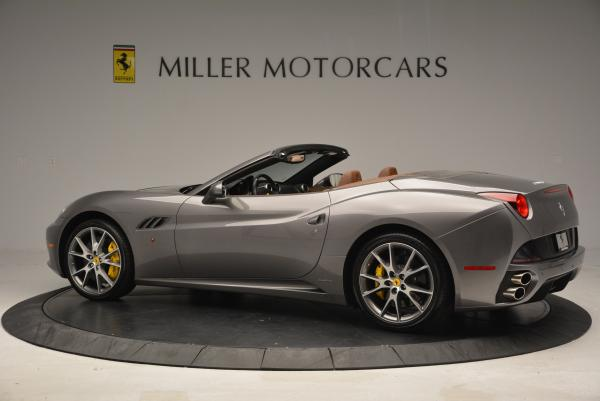 Used 2012 Ferrari California for sale Sold at Bentley Greenwich in Greenwich CT 06830 4