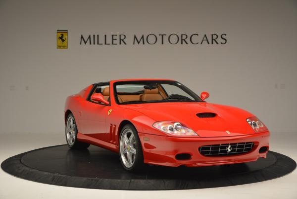 Used 2005 Ferrari Superamerica for sale Sold at Bentley Greenwich in Greenwich CT 06830 11