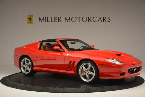 Used 2005 Ferrari Superamerica for sale Sold at Bentley Greenwich in Greenwich CT 06830 22