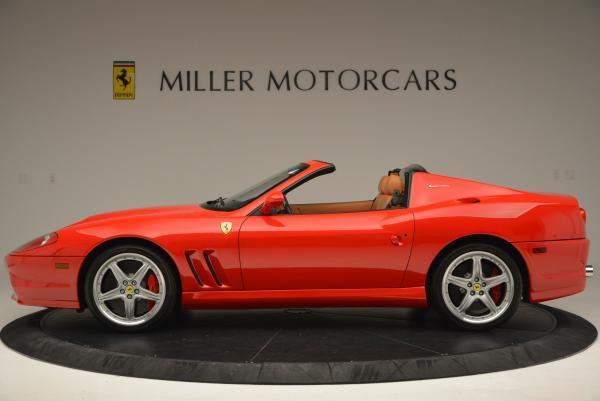Used 2005 Ferrari Superamerica for sale Sold at Bentley Greenwich in Greenwich CT 06830 3