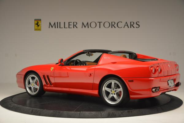 Used 2005 Ferrari Superamerica for sale Sold at Bentley Greenwich in Greenwich CT 06830 4