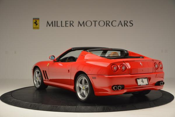 Used 2005 Ferrari Superamerica for sale Sold at Bentley Greenwich in Greenwich CT 06830 5