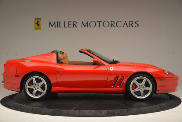Used 2005 Ferrari Superamerica for sale Sold at Bentley Greenwich in Greenwich CT 06830 9