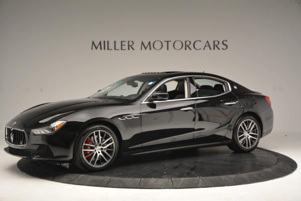 Used 2016 Maserati Ghibli S Q4 for sale Sold at Bentley Greenwich in Greenwich CT 06830 2