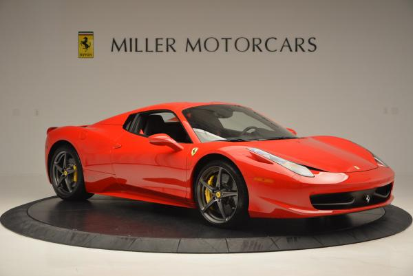Used 2015 Ferrari 458 Spider for sale Sold at Bentley Greenwich in Greenwich CT 06830 22