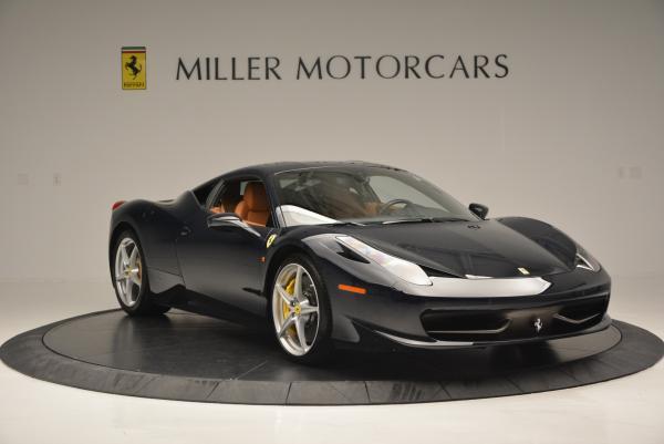 Used 2010 Ferrari 458 Italia for sale Sold at Bentley Greenwich in Greenwich CT 06830 11