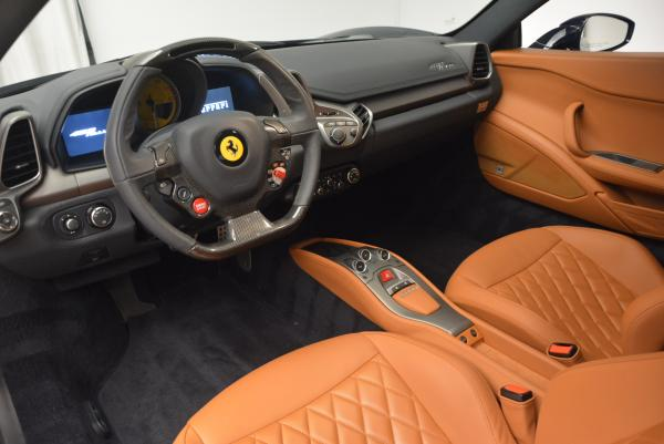 Used 2010 Ferrari 458 Italia for sale Sold at Bentley Greenwich in Greenwich CT 06830 13