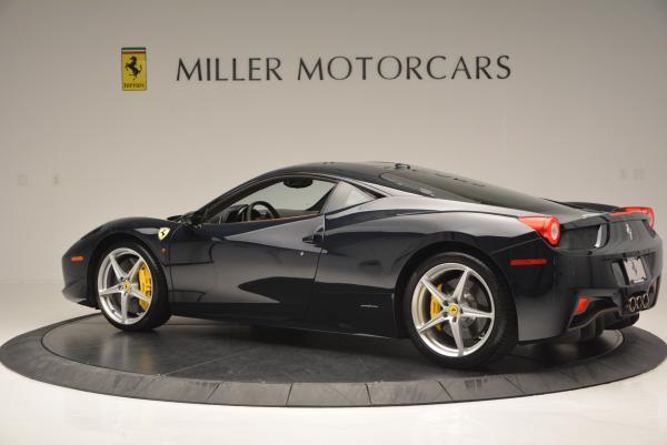 Used 2010 Ferrari 458 Italia for sale Sold at Bentley Greenwich in Greenwich CT 06830 4
