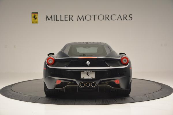 Used 2010 Ferrari 458 Italia for sale Sold at Bentley Greenwich in Greenwich CT 06830 6