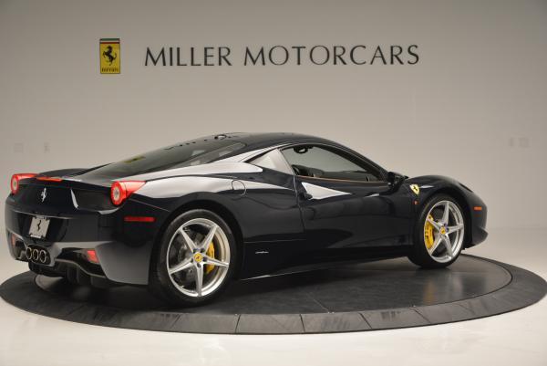 Used 2010 Ferrari 458 Italia for sale Sold at Bentley Greenwich in Greenwich CT 06830 8