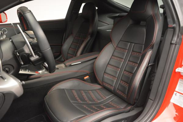 Used 2015 Ferrari F12 Berlinetta for sale Sold at Bentley Greenwich in Greenwich CT 06830 14