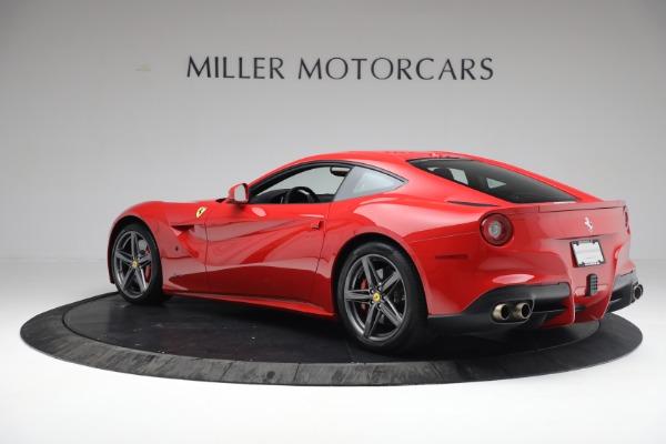 Used 2015 Ferrari F12 Berlinetta for sale Sold at Bentley Greenwich in Greenwich CT 06830 3
