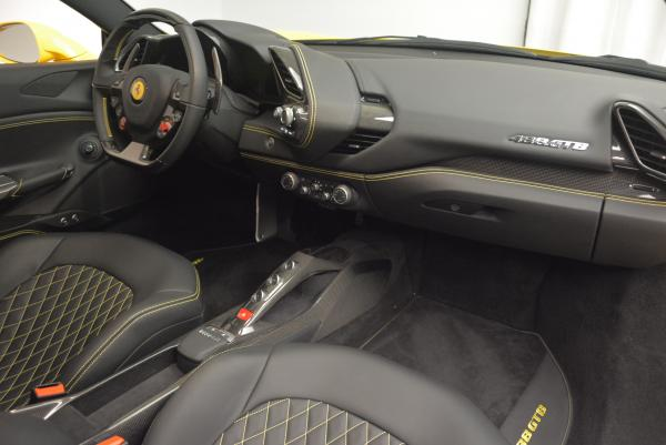 Used 2016 Ferrari 488 GTB for sale Sold at Bentley Greenwich in Greenwich CT 06830 17