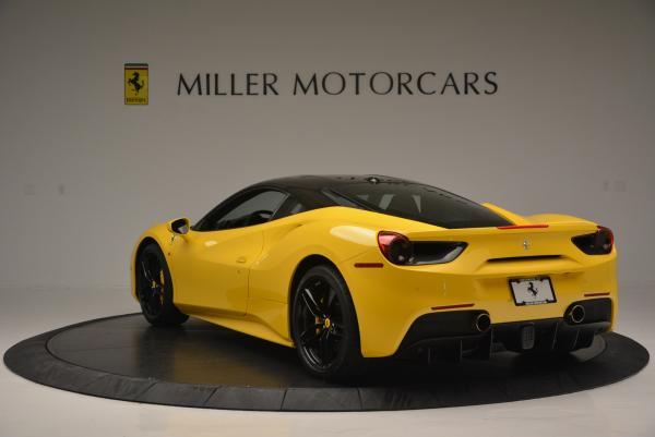 Used 2016 Ferrari 488 GTB for sale Sold at Bentley Greenwich in Greenwich CT 06830 5
