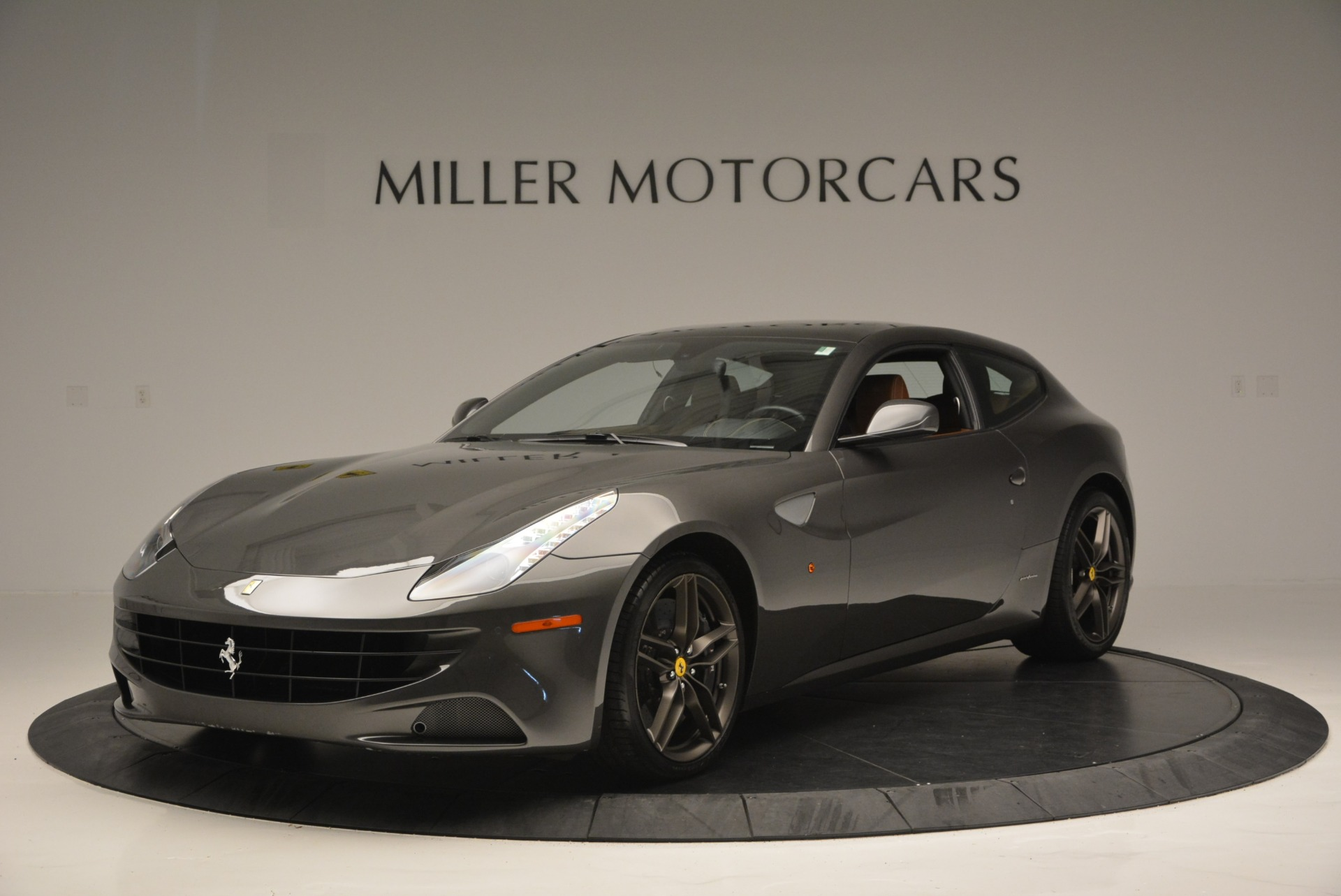 Used 2014 Ferrari FF Base for sale Sold at Bentley Greenwich in Greenwich CT 06830 1