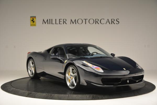 Used 2012 Ferrari 458 Italia for sale Sold at Bentley Greenwich in Greenwich CT 06830 11