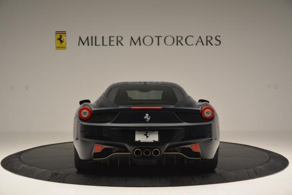 Used 2012 Ferrari 458 Italia for sale Sold at Bentley Greenwich in Greenwich CT 06830 6