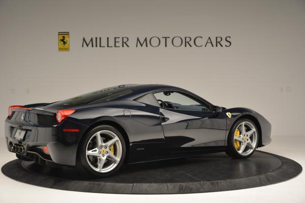 Used 2012 Ferrari 458 Italia for sale Sold at Bentley Greenwich in Greenwich CT 06830 8