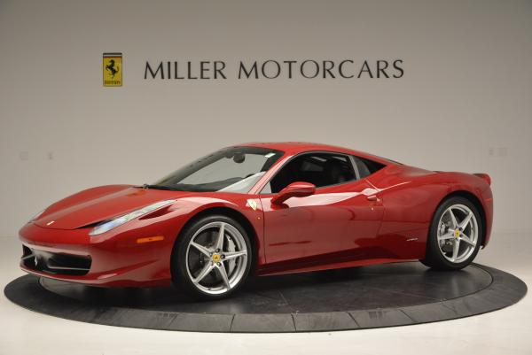 Used 2011 Ferrari 458 Italia for sale Sold at Bentley Greenwich in Greenwich CT 06830 2