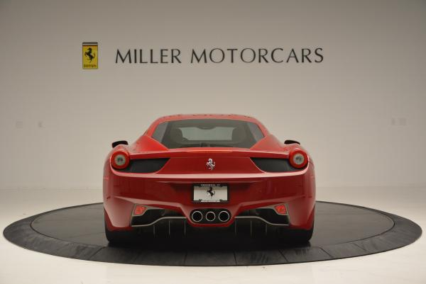 Used 2011 Ferrari 458 Italia for sale Sold at Bentley Greenwich in Greenwich CT 06830 6