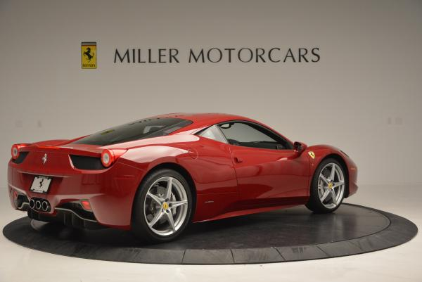 Used 2011 Ferrari 458 Italia for sale Sold at Bentley Greenwich in Greenwich CT 06830 8