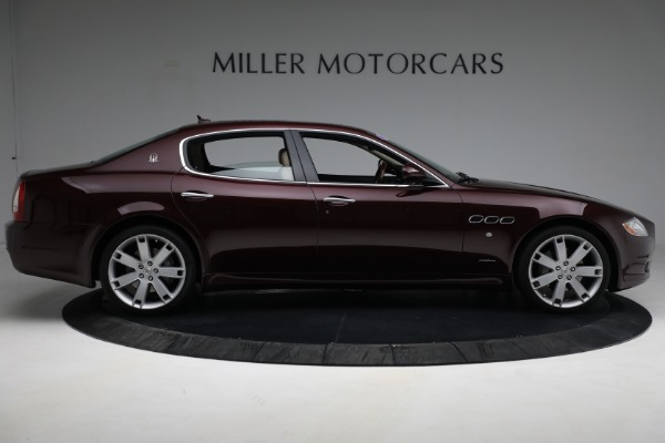 Used 2011 Maserati Quattroporte for sale Sold at Bentley Greenwich in Greenwich CT 06830 10