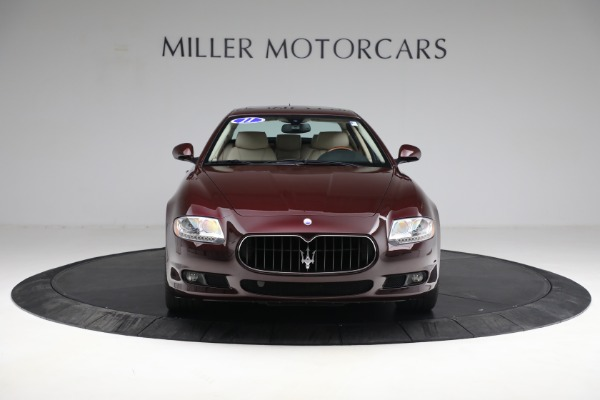 Used 2011 Maserati Quattroporte for sale Sold at Bentley Greenwich in Greenwich CT 06830 13