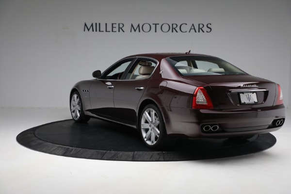 Used 2011 Maserati Quattroporte for sale Sold at Bentley Greenwich in Greenwich CT 06830 6
