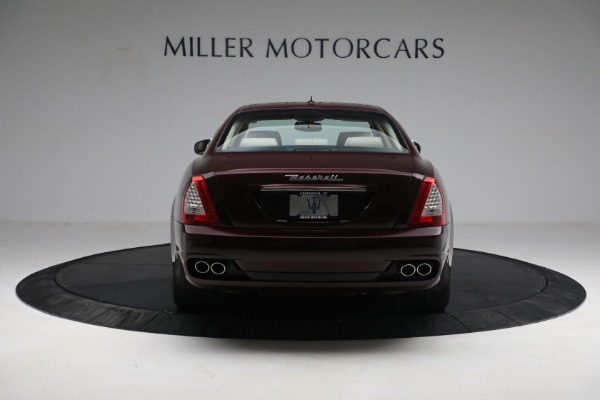 Used 2011 Maserati Quattroporte for sale Sold at Bentley Greenwich in Greenwich CT 06830 7