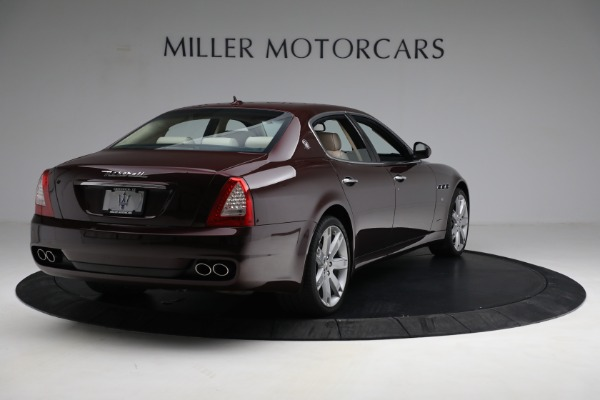 Used 2011 Maserati Quattroporte for sale Sold at Bentley Greenwich in Greenwich CT 06830 8