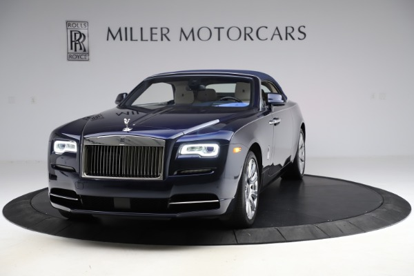 Used 2016 Rolls-Royce Dawn for sale $243,900 at Bentley Greenwich in Greenwich CT 06830 14