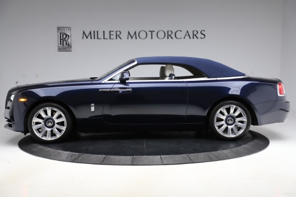 Used 2016 Rolls-Royce Dawn for sale $243,900 at Bentley Greenwich in Greenwich CT 06830 16