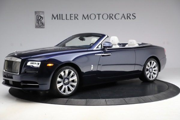 Used 2016 Rolls-Royce Dawn for sale $239,900 at Bentley Greenwich in Greenwich CT 06830 3