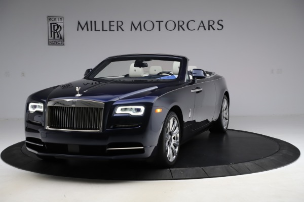 Used 2016 Rolls-Royce Dawn for sale $243,900 at Bentley Greenwich in Greenwich CT 06830 1