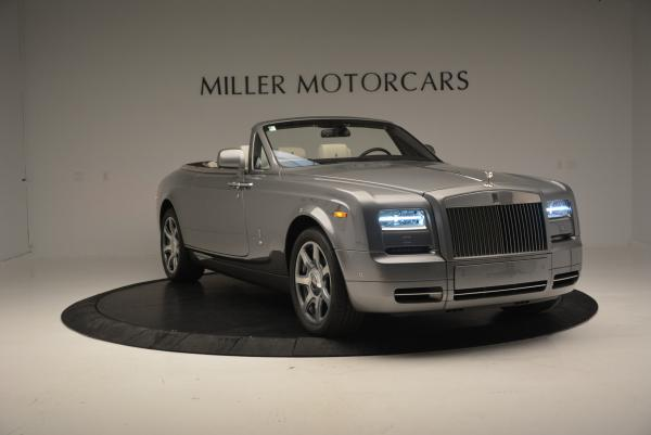 Used 2015 Rolls-Royce Phantom Drophead Coupe for sale Sold at Bentley Greenwich in Greenwich CT 06830 11