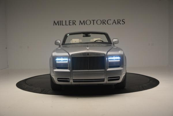 Used 2015 Rolls-Royce Phantom Drophead Coupe for sale Sold at Bentley Greenwich in Greenwich CT 06830 12