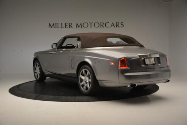Used 2015 Rolls-Royce Phantom Drophead Coupe for sale Sold at Bentley Greenwich in Greenwich CT 06830 18