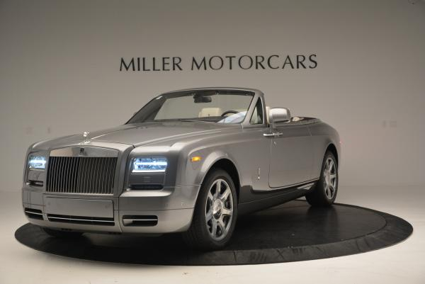 Used 2015 Rolls-Royce Phantom Drophead Coupe for sale Sold at Bentley Greenwich in Greenwich CT 06830 2