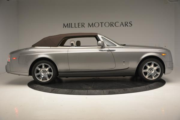 Used 2015 Rolls-Royce Phantom Drophead Coupe for sale Sold at Bentley Greenwich in Greenwich CT 06830 22