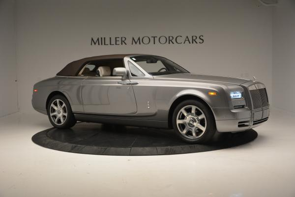 Used 2015 Rolls-Royce Phantom Drophead Coupe for sale Sold at Bentley Greenwich in Greenwich CT 06830 23