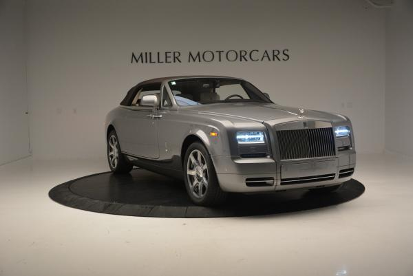Used 2015 Rolls-Royce Phantom Drophead Coupe for sale Sold at Bentley Greenwich in Greenwich CT 06830 24
