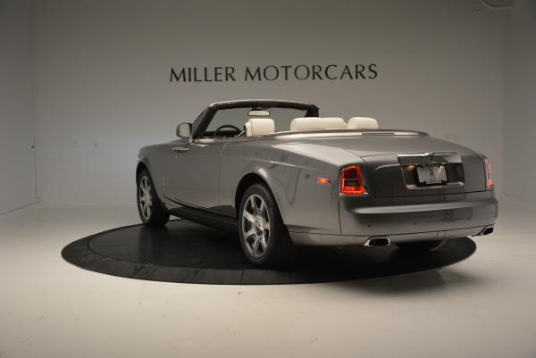 Used 2015 Rolls-Royce Phantom Drophead Coupe for sale Sold at Bentley Greenwich in Greenwich CT 06830 5