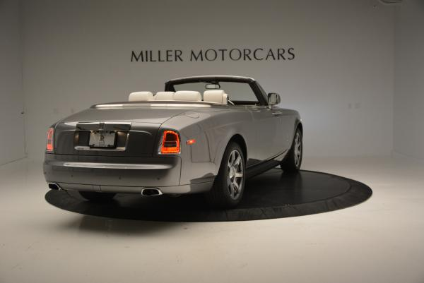 Used 2015 Rolls-Royce Phantom Drophead Coupe for sale Sold at Bentley Greenwich in Greenwich CT 06830 7