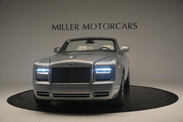 Used 2015 Rolls-Royce Phantom Drophead Coupe for sale Sold at Bentley Greenwich in Greenwich CT 06830 1