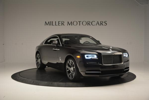 Used 2017 Rolls-Royce Wraith for sale Sold at Bentley Greenwich in Greenwich CT 06830 10