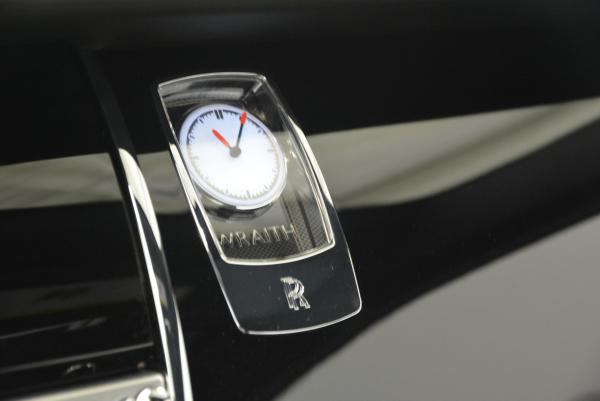 Used 2017 Rolls-Royce Wraith for sale Sold at Bentley Greenwich in Greenwich CT 06830 21